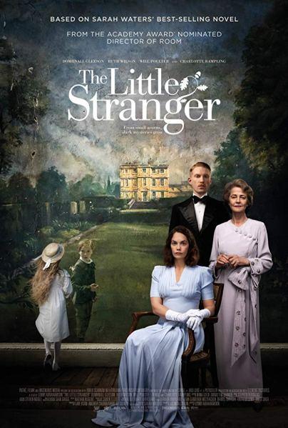 little stranger poster