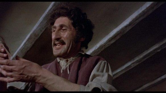 Howard Goorney as the rural doctor